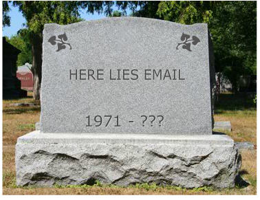 Email Dead Yet