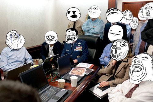 HILLARY CLINTON MEME SITUATION ROOM