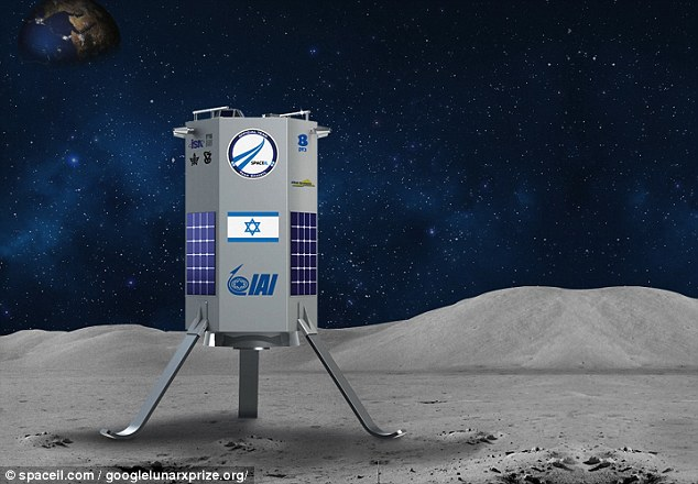 Torah-to-Moon-Google-Spacecraft