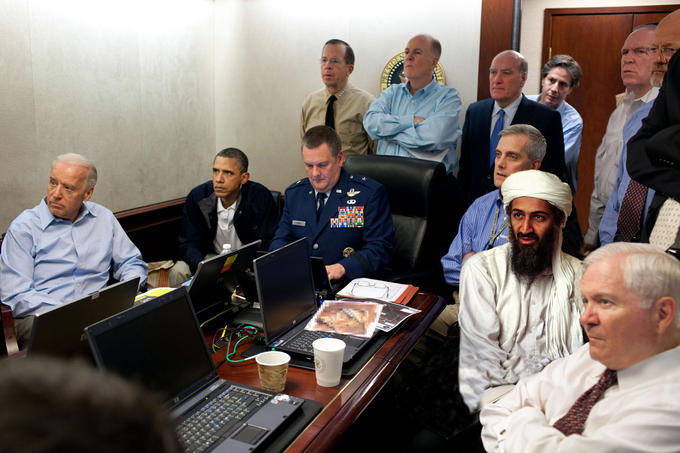 osama watch HILLARY MEME