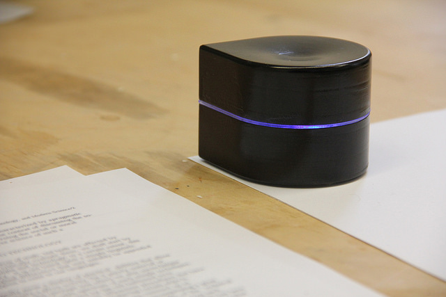 The mini PocketPrinter by Israeli startup ZUtA Labs