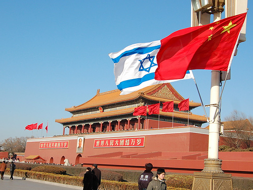 israel and chinese technology