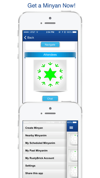 minyan-now-mobile-app