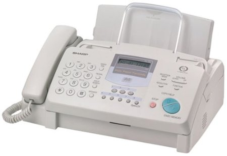 fax machine in israel