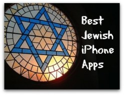 Best Jewish iPhone Mobile Apps