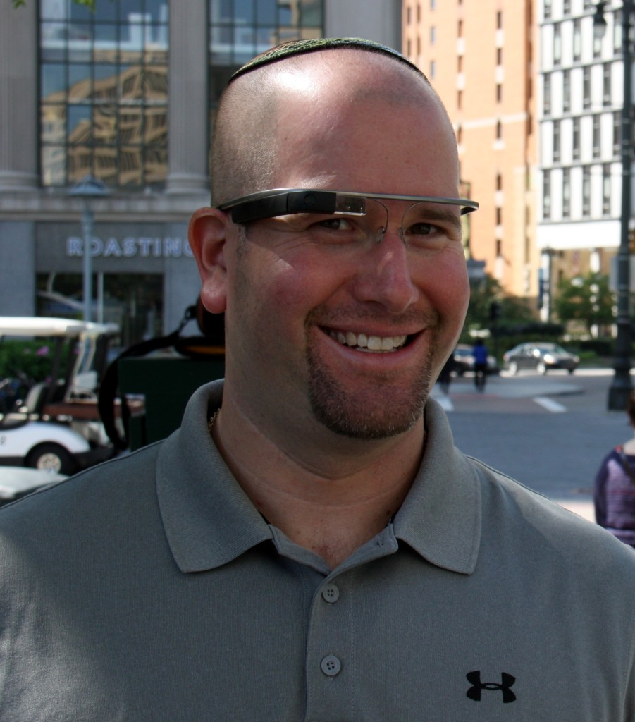 Rabbi Jason Miller, the Techie Rabbi
