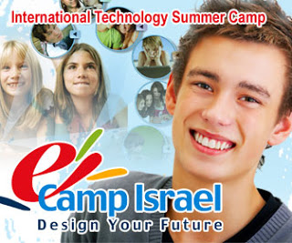 eCamp is Jewish Camping, Israel and Technology All Rolled Into One Camp Experience