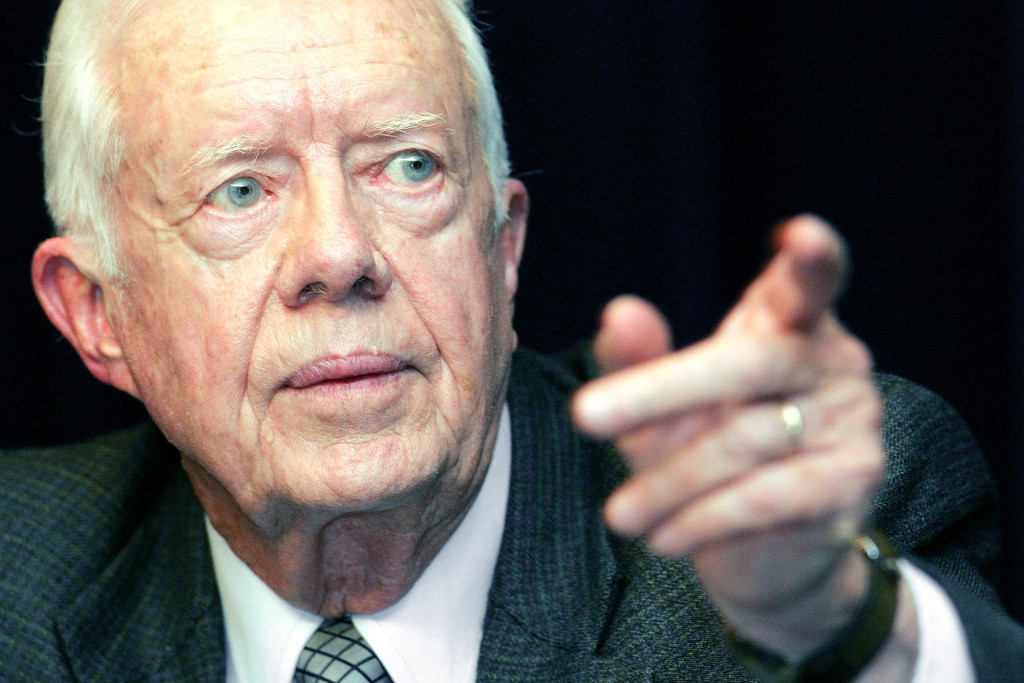 Jimmy Carter Israel