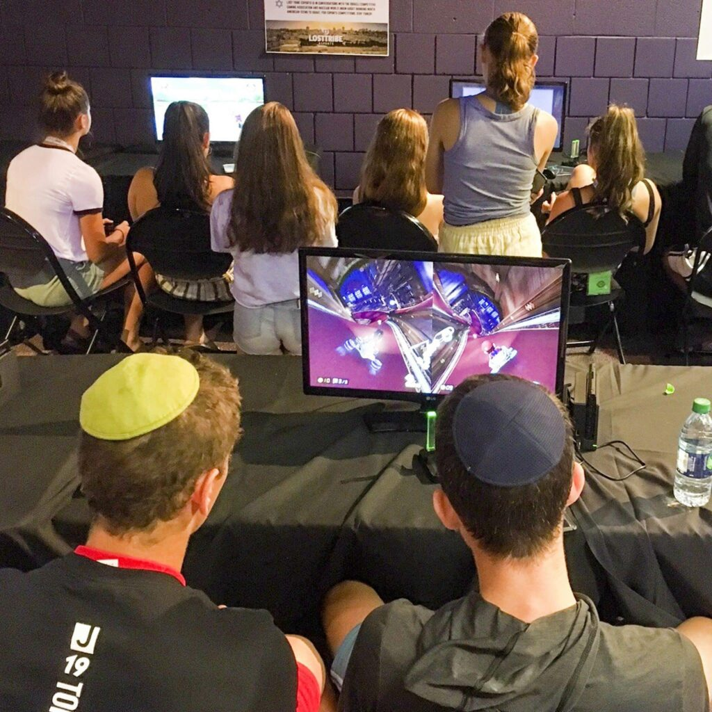 lost tribe esports maccabi_detroit_2019_gamers